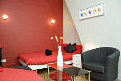 Ah Paris vacation apartment 105 - salon2