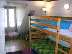 Ah Paris vacation apartment 111 - chambre3_2