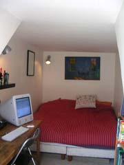 Ah Paris vacation apartment 111 - chambre