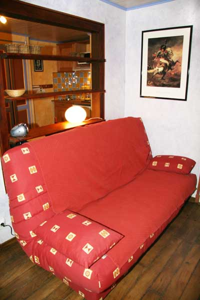 Ah Paris vacation apartment 112 - chambre