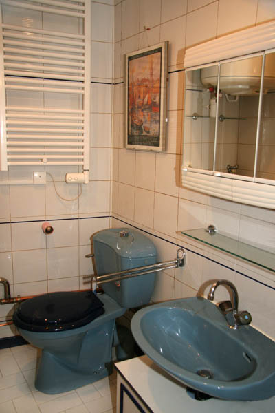 Ah Paris vacation apartment 112 - sdb