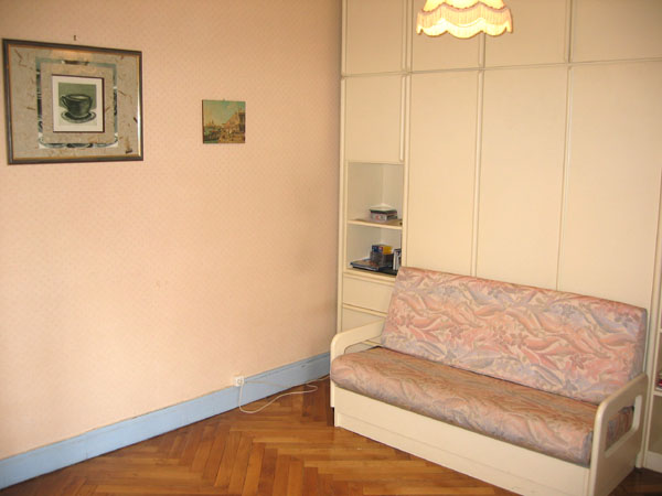 Ah Paris vacation apartment 121 - chambre2