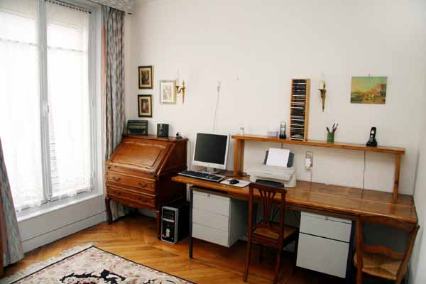 Ah Paris vacation apartment 121 - chambre2_3