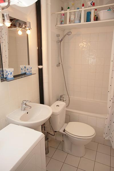 Ah Paris vacation apartment 133 - sdb2