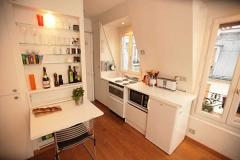 Ah Paris vacation apartment 138 - cuisine2