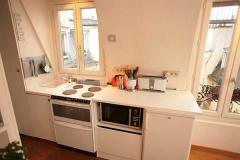 Ah Paris vacation apartment 138 - cuisine