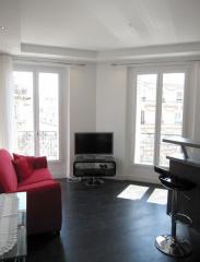 Ah Paris vacation apartment 150 - salon2