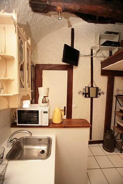 Ah Paris vacation apartment 152 - cuisine2