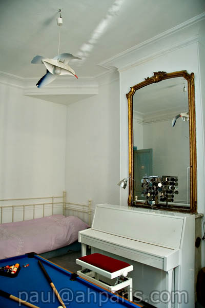 Ah Paris vacation apartment 165 - chambre2