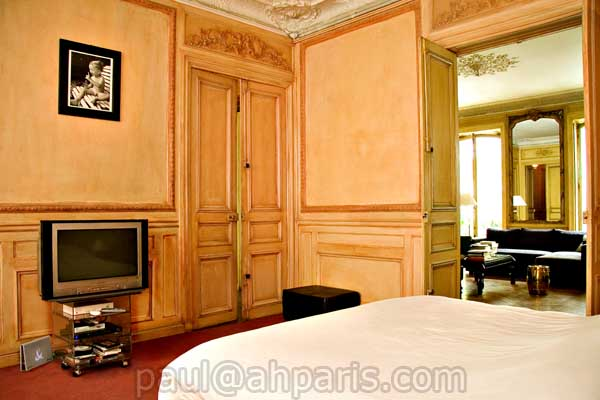 Ah Paris vacation apartment 165 - chambre_3