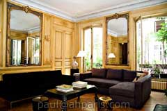 Ah Paris vacation apartment 165 - salon4