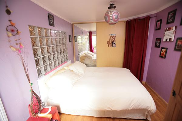 Ah Paris vacation apartment 176 - chambre