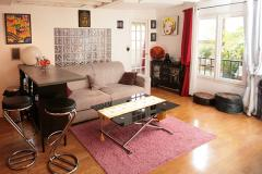 Ah Paris vacation apartment 176 - salon3