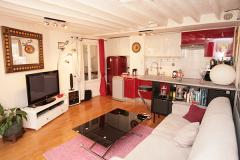 Ah Paris vacation apartment 176 - salon