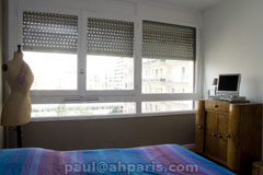 Ah Paris vacation apartment 181 - chambre_2