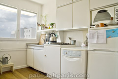 Ah Paris vacation apartment 181 - cuisine