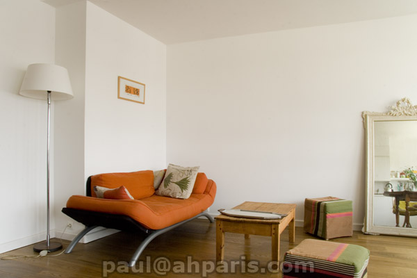 Ah Paris vacation apartment 181 - salon2
