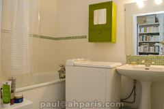 Ah Paris vacation apartment 181 - sdb