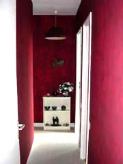 Ah Paris vacation apartment 2 - couloir