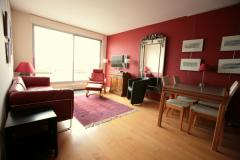 Ah Paris vacation apartment 2 - salon2