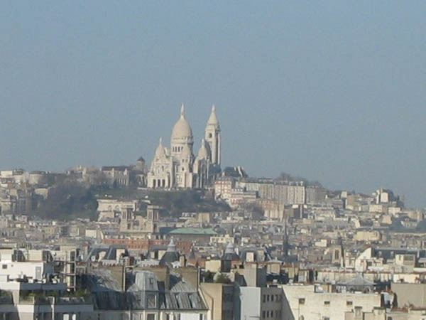 Ah Paris vacation apartment 2 - vue