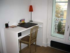 Ah Paris vacation apartment 223 - bureau