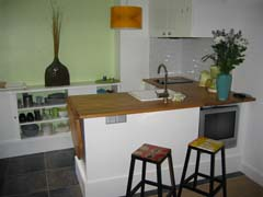 Ah Paris vacation apartment 223 - cuisine