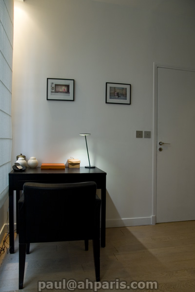 Ah Paris vacation apartment 229 - bureau3