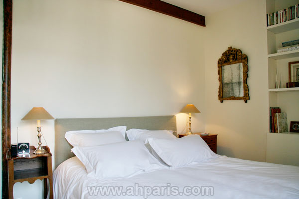 Ah Paris vacation apartment 231 - chambre