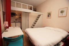 Ah Paris vacation apartment 232 - chambre2