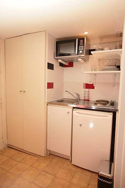 Ah Paris vacation apartment 232 - cuisine2
