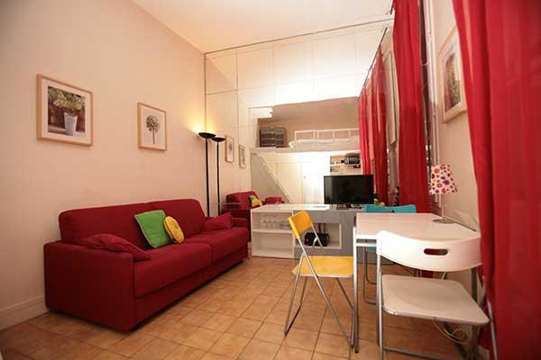 Ah Paris vacation apartment 232 - salon2