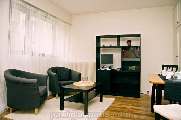 Ah Paris vacation apartment 244 - salon2