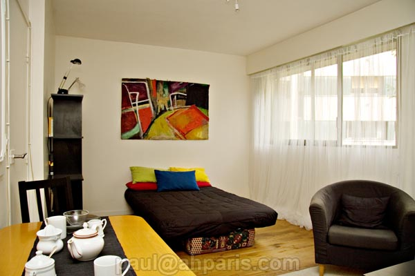 Ah Paris vacation apartment 244 - salon3