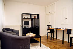 Ah Paris vacation apartment 244 - salon