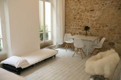 Ah Paris vacation apartment 247 - salon2