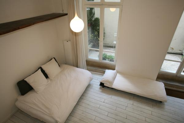 Ah Paris vacation apartment 247 - salon7