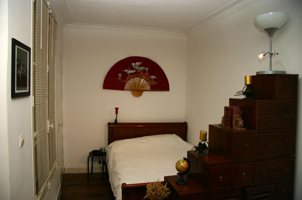 Ah Paris vacation apartment 251 - chambre