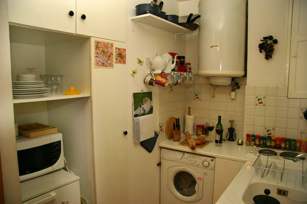 Ah Paris vacation apartment 251 - cuisine2