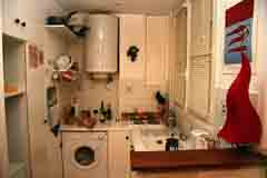 Ah Paris vacation apartment 251 - cuisine