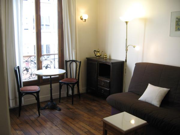 Ah Paris vacation apartment 272 - sam