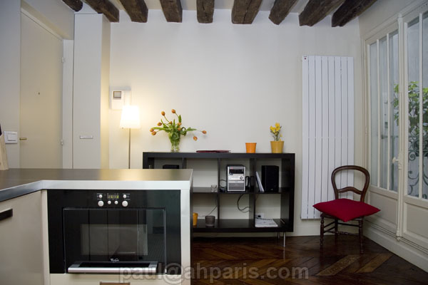 Ah Paris vacation apartment 285 - cuisine