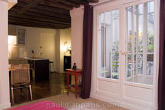 Ah Paris vacation apartment 285 - salon4