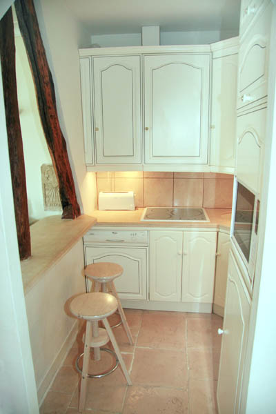 Ah Paris vacation apartment 307 - cuisine2