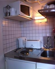 Ah Paris vacation apartment 326 - cuisine