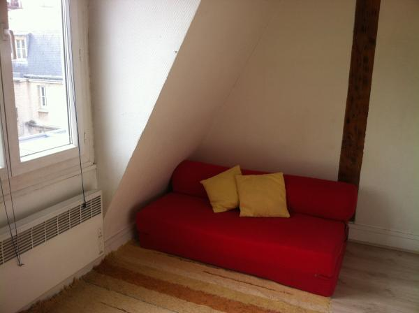 Ah Paris vacation apartment 326 - salon3