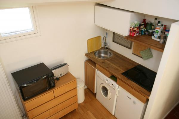 Ah Paris vacation apartment 334 - cuisine2