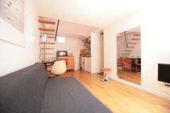 Ah Paris vacation apartment 334 - salon2