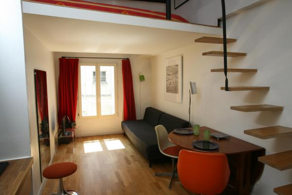 Ah Paris vacation apartment 334 - salon7