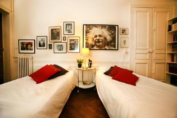 Ah Paris vacation apartment 338 - chambre2